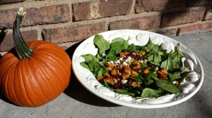 Pumpkin Harvest Salad